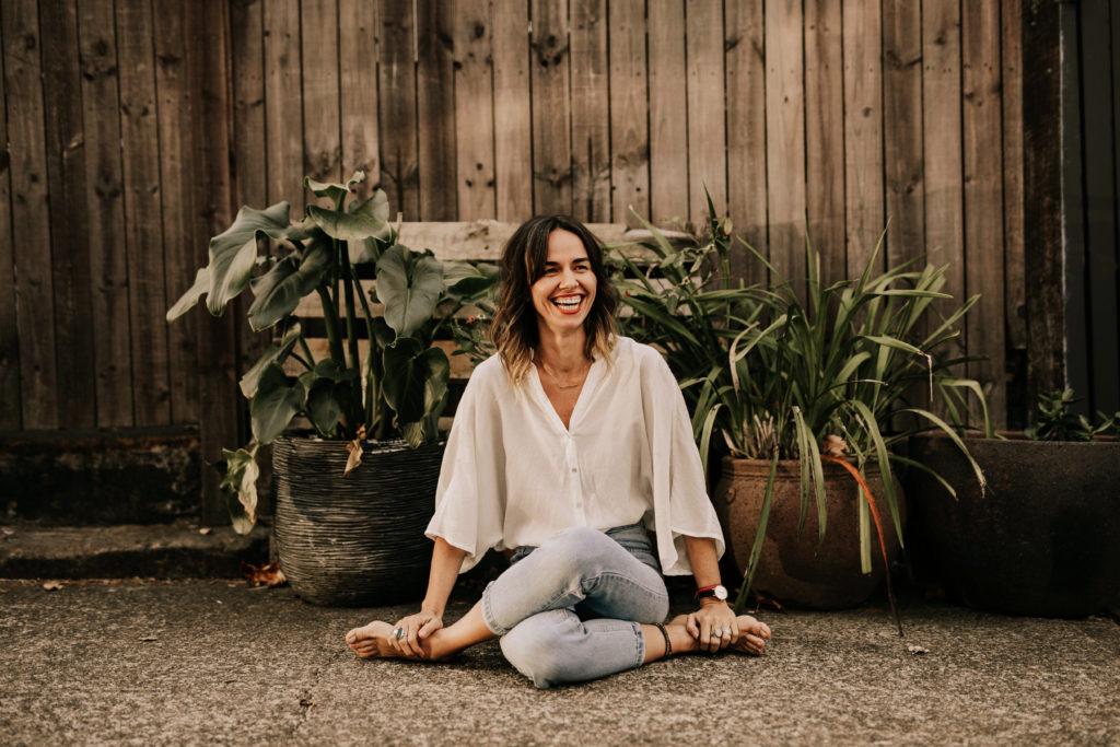 Karolina Szymala Yoga and Breathwork Teacher Sydney